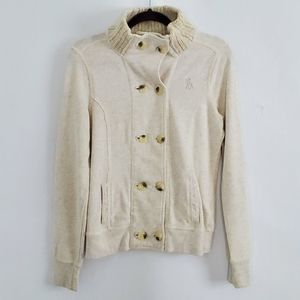 Abercrombie & Fitch Button cardigan sweater